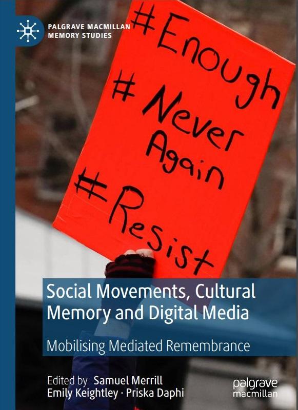 Buchcover Social Movements, Cultural Memory and Digital Media